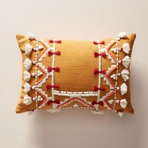 Anthropologie Home Vineet Bahl Accent Pillow NWT